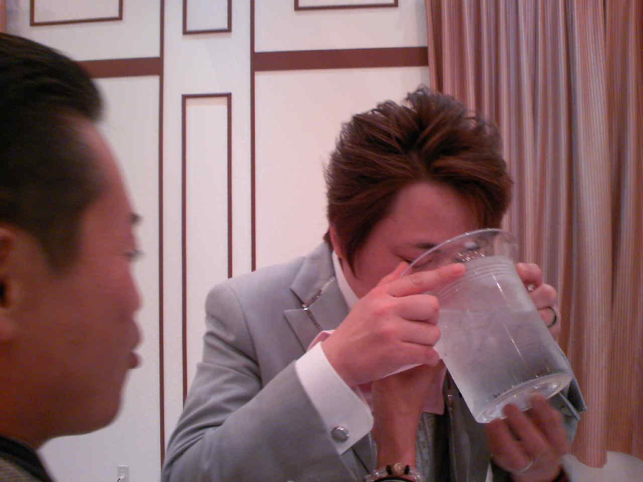 笠井くん結婚式
